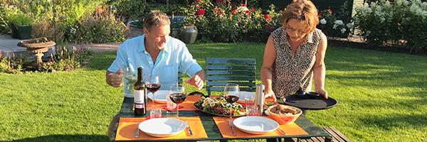 Private dining Gorssel Theetuin-Klein-Kamperfoelie